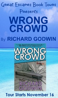 WRONG CROWD SMALL BANNER
