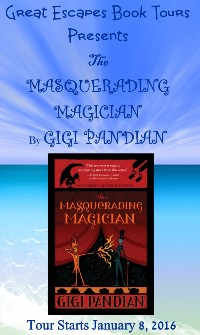 madquerading magician small banner