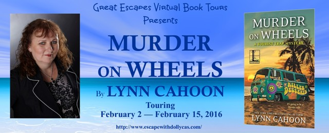 MURDER ON WHEELS large banner640