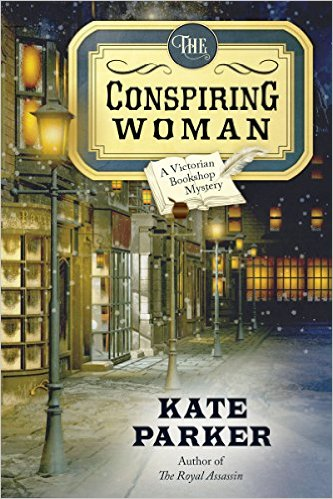 the conspiring woman