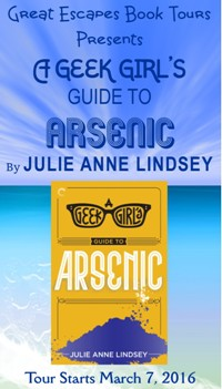 GEEK GIRL ARSENIC small banner