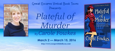 PLATEFUL OF MURDER large banner448