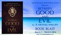 BETWEEN GOOD AND EVIL BOOK BLAST large banner200