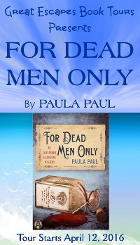 DEAD MEN ONLY small banner