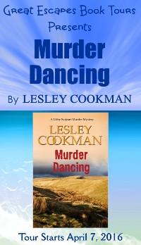 MURDER DANCING small banner