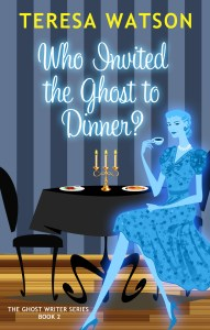 Who invited the ghost - Teresa Watson