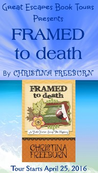 framed to death small banner