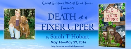 DEATH AT A FIXER UPPER large banner448