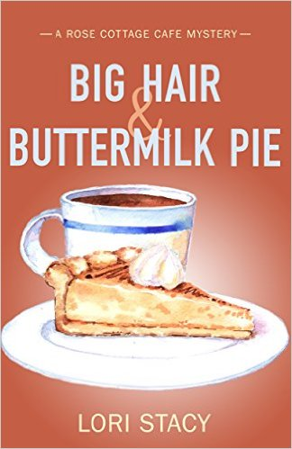BIG HAIR AND BUTTERMILK PIE
