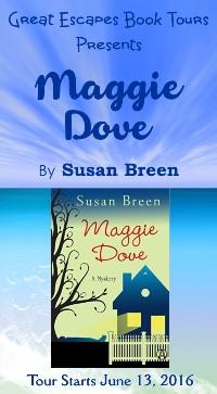 MAGGIE DOVE small banner
