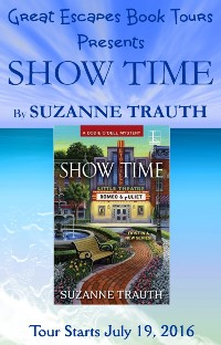 SHOW TIME small banner