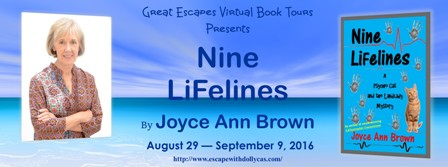 NINE LIFELINES large banner448