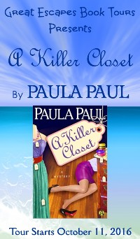 A KILLER CLOSET small banner
