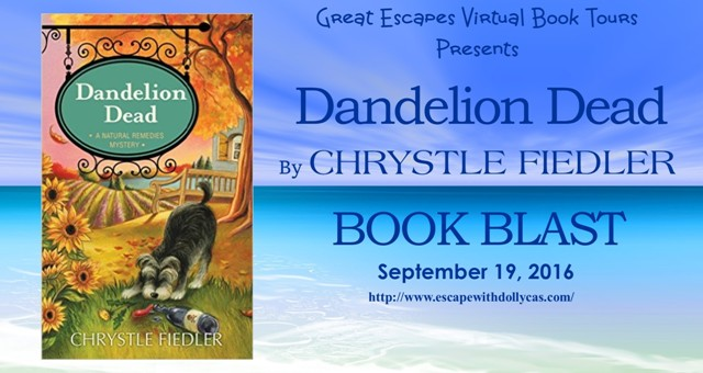 DANDELION DEAD BOOK BLAST large banner640