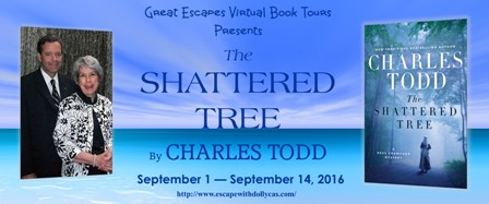 THE SHATTERED TREE large banner448
