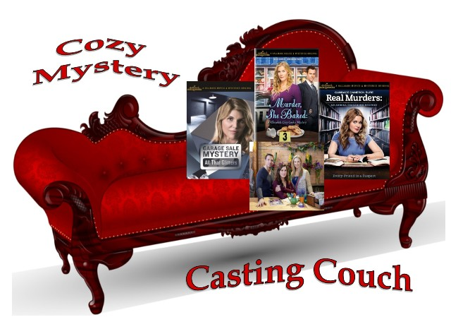 cozy mystery casting couch