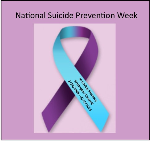 suicide prevention week