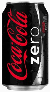 Favorite Soft Drink – Coke Zero. Manly, yes, but I like it too.