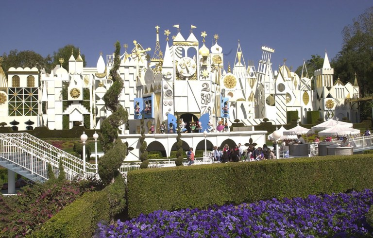 Favorite Carnival Ride – It's a Small World at Disneyland, before they remodeled and toned down the New Guinea section.