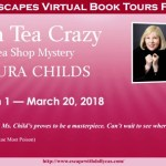Review of Plum Tea Crazy by Laura Childs
