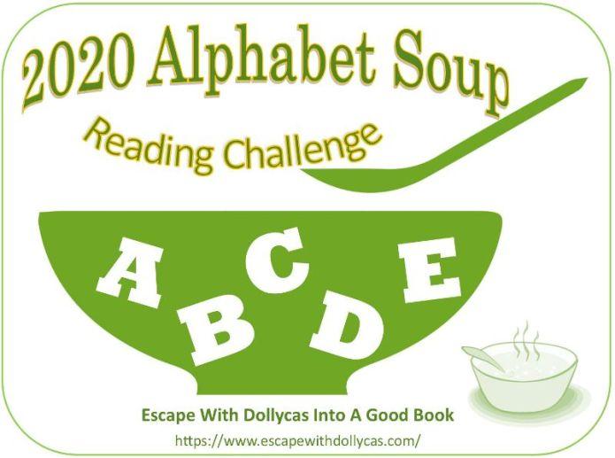 2020 Alphabet Soup Reading Challenge Image