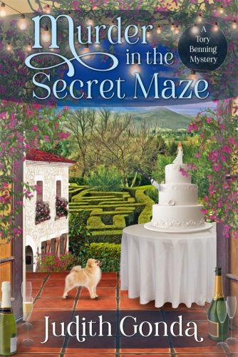 nurder in the secret maze