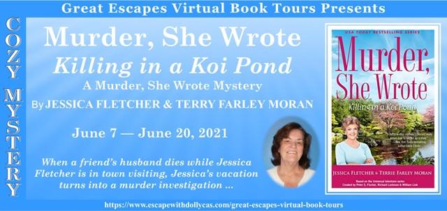 Murder She Wrote: Killing in a Koi Pond