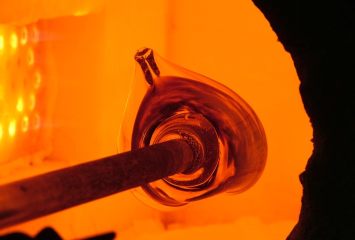 Glass Blowing Class