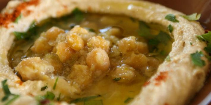 Hummus Workshop & Dinner in Jerusalem