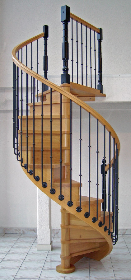 escalier helicoidal colimacon escarmor