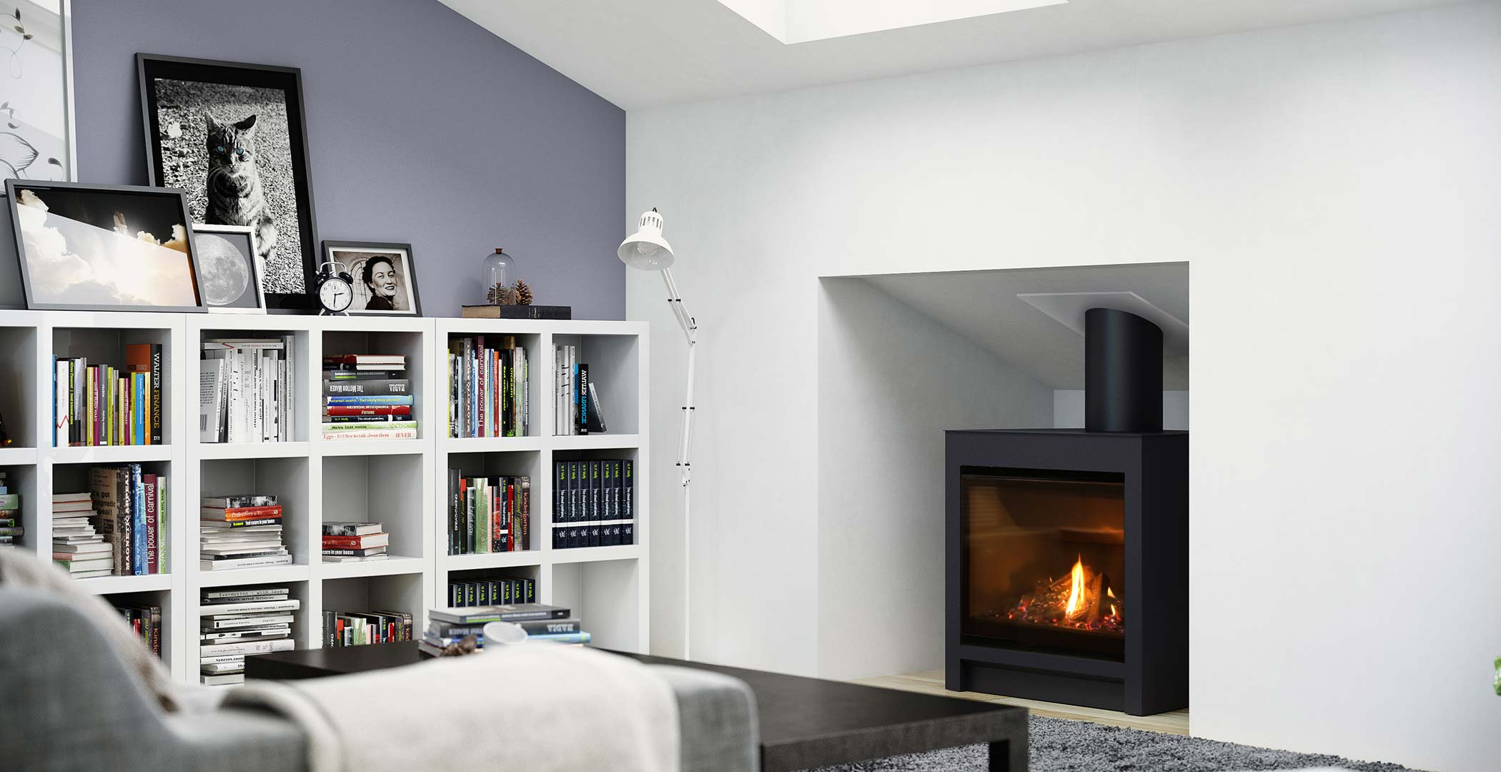 Gas Fires Fireplace Designs Outdoor Fireplaces