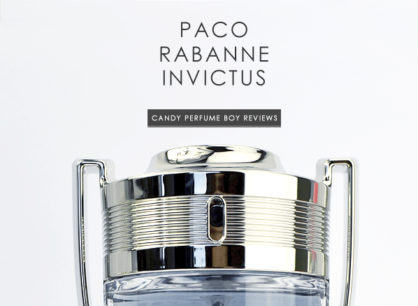 New Escentual Post Paco Rabanne Invictus Perfume Review The Candy