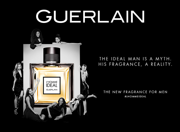 New from Guerlain: L'Homme Idéal