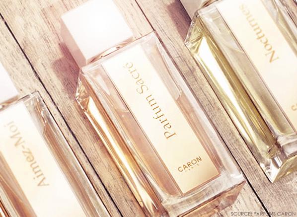 Caron Parfum Sacré - My Winter Warmer