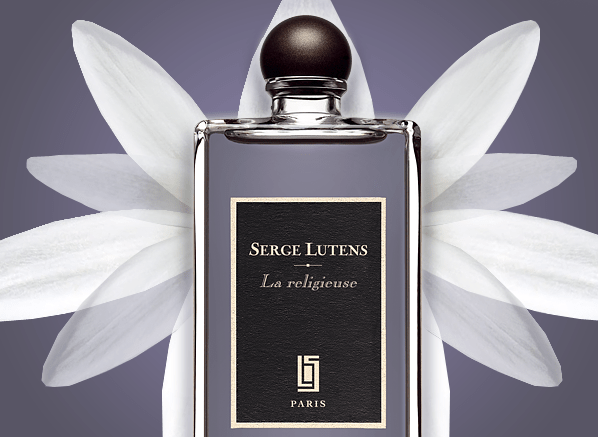 Nuns, Jasmine and Sweet Treats - Serge Lutens La Religieuse
