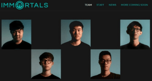 immortals-roster