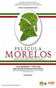 Pelicula Morelos