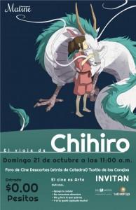 El Viaje de Chichiro
