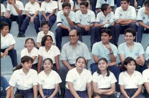 Profesor Alfredo Palacios