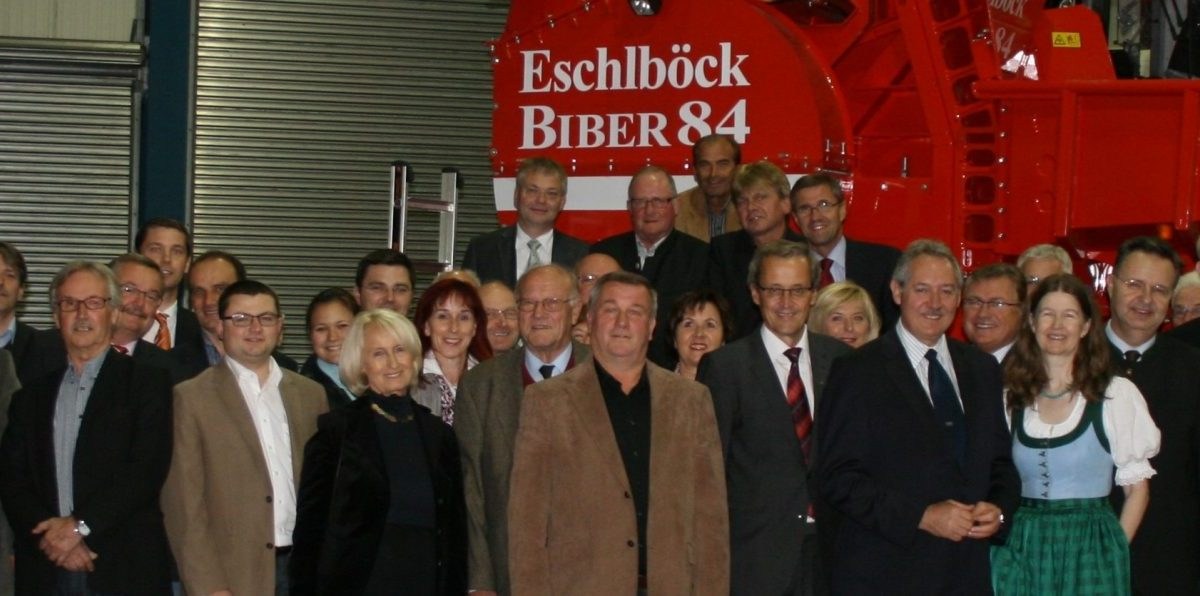 Viktor Sigl zu Gast bei Eschlböck