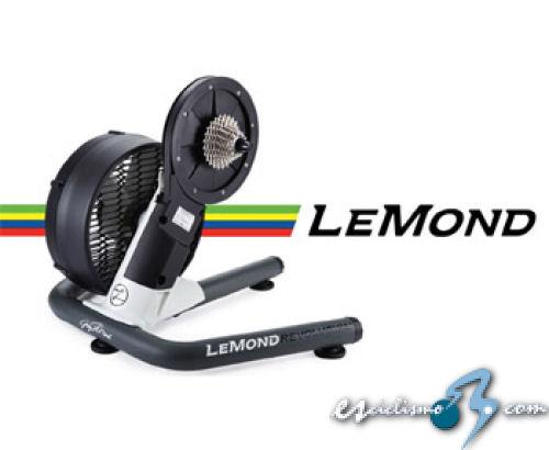 Rodillo LeMond Revolution, lo más parecido a rodar por carretera