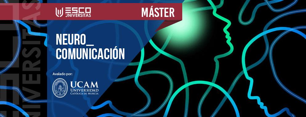 Máster Online en NeuroComunicación