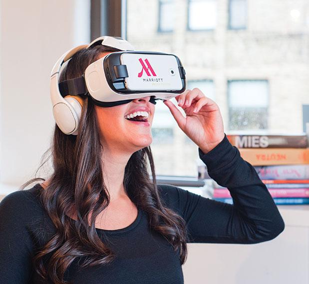 realidad virtual en el turismo