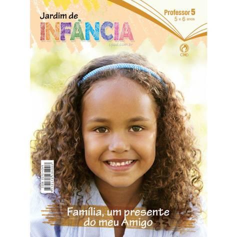 REVISTA JARDIM DE INFANCIA 1° TRIMESTRE 2018
