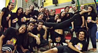 Curso de Iniciação às Artes Circenses da EPC