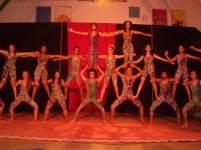 Culminância do Curso de Iniciação às Artes Circenses 2011
