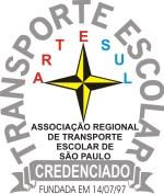 ARTESUL - Associação Regional de Transporte Escolar de São Paulo.