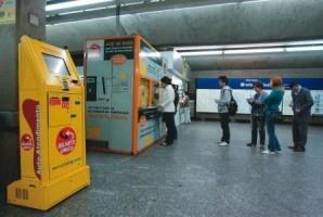 Após retirada de máquinas em SP, veja onde recarregar seu Bilhete Único