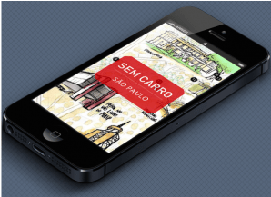 """""""GPS para pedestres"""" é lançado para smartphones Android"""