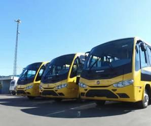 Prefeitura em SP compra 19 novos veículos escolares para usar a partir do início de 2019